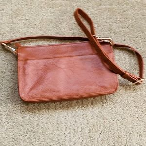 Mark and Graham Bags - Mark & Graham Belt Bag in Camel Color